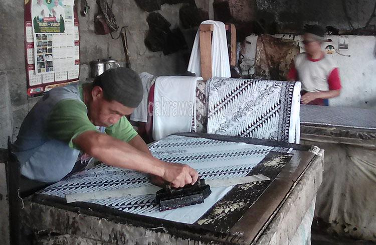 5.000 Motif Batik Deden Telah Menguasai Pasar Indonesia