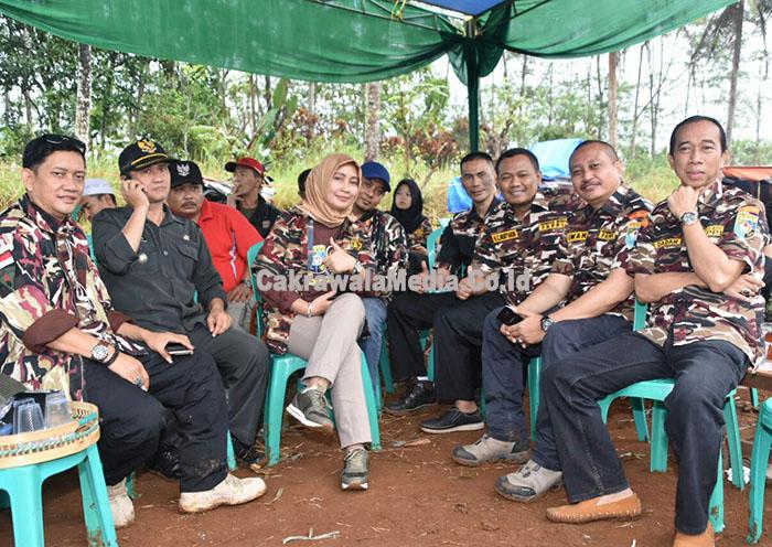 Bangun Kebersamaan, FKPPI Kabupaten Tasikmalaya Gelar Baksos