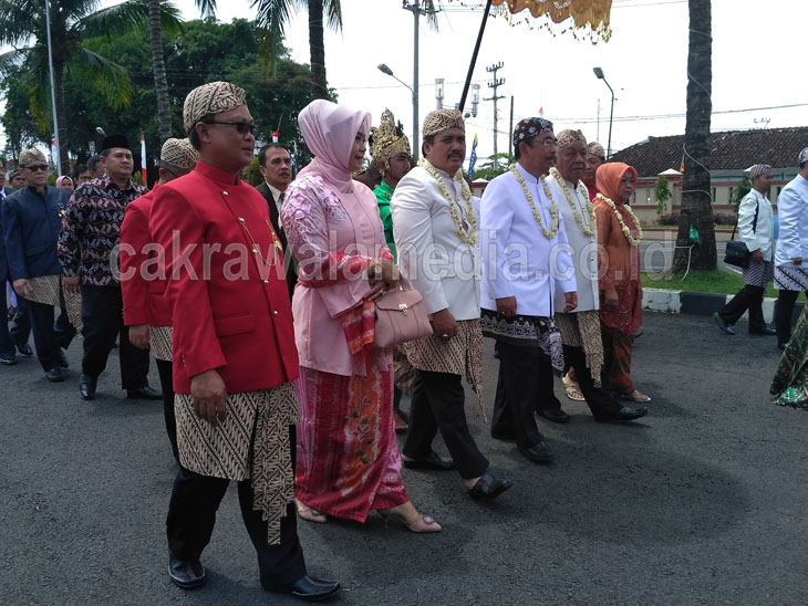 Bertepatan Milangkala Pangandaran Ke-5, DPRD Adakan Rapat Paripurna Istimewa
