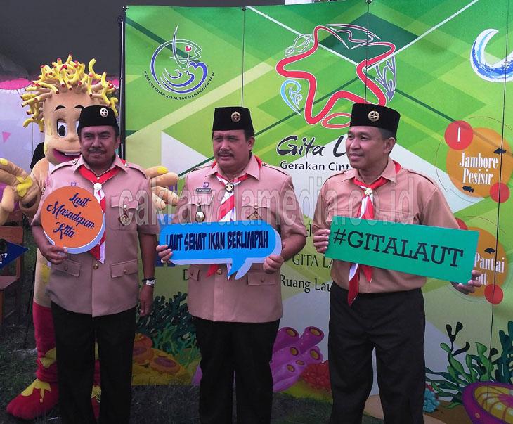 Jambore Pesisir di Pangandaran Akan Berlangsung Selama 3 Hari
