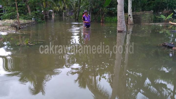 Korban Banjir di Babakan Tidak Butuh Bantuan, Namun Butuh Normalisasi Sungai Cikidang