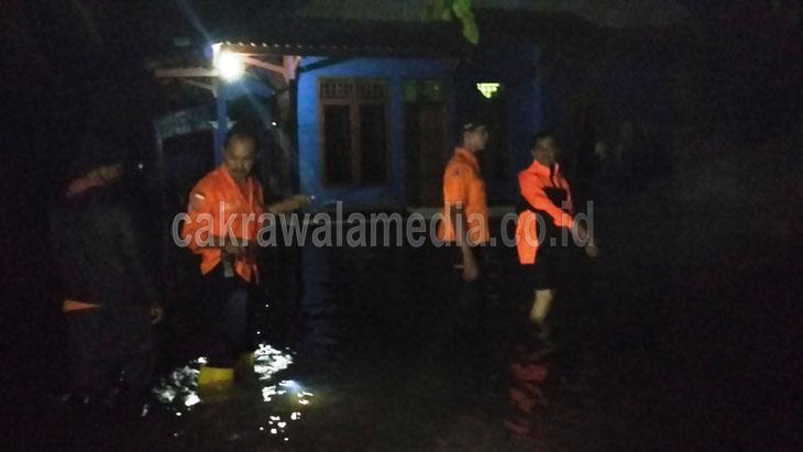 Korban Banjir di Desa Babakan Mulai Terserang Gatal-Gatal dan ISPA