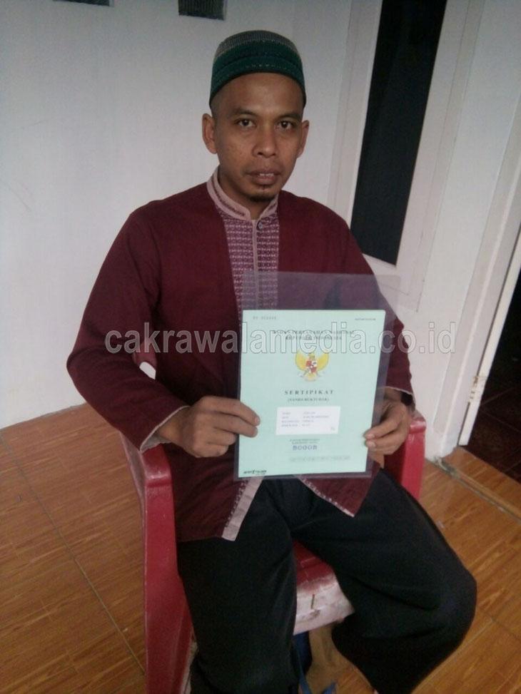 Praktek Pungli Prona/PTSL di Desa Warung Menteng Dikeluhkan Warga