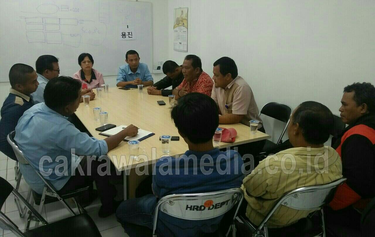 Karyawan Garment di Sukabumi Meninggal, Diduga PT Yongjin Abaikan SOP