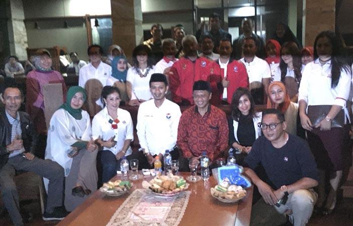 Setelah Sowan ke PDI Perjuangan, Irjen. Pol Anton Charliyan Kunjungi Partai Perindo