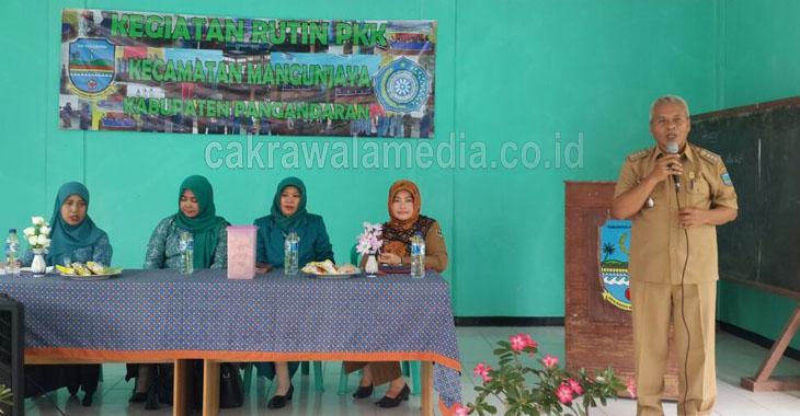 Tekan KTMDU, CPPDP Wilayah Pangandaran Gelar Sosialisasi di Kecamatan Mangunjaya