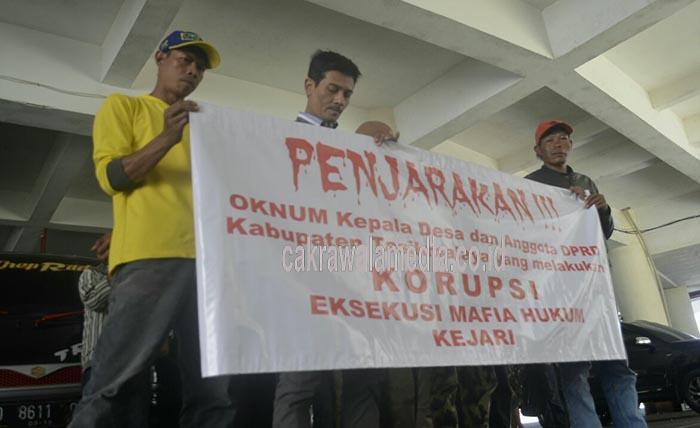 Diduga Korupsi Dana Aspirasi 1 Miliar; Deni Sagara Dilaporkan Forum Warga Sukahening