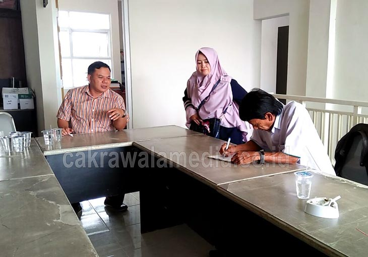 Anggota PPK TanjungJaya Itu, Hanya Diberi Teguran Keras