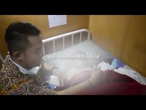 Kondisi Bayi yang Dianiaya Orang Terdekat di Tasikmalaya