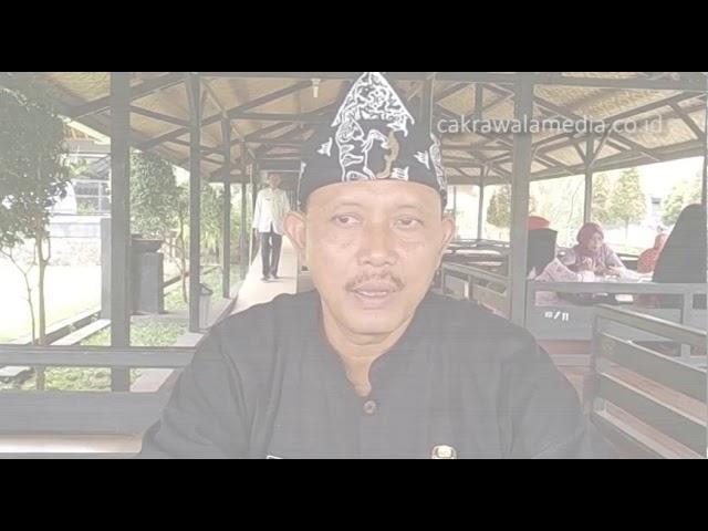Perpisahan Budy Rachman Sebagai Camat Tawang
