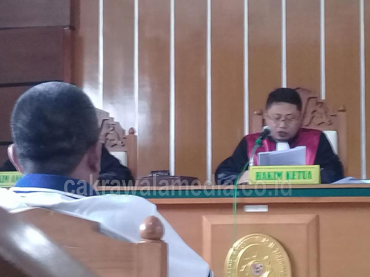 Hakim Guse Minta Putusannya Dihormati