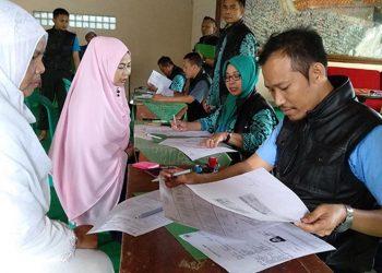 Calon Jemaah Haji Garut Diverifikasi Imigrasi Tasikmalaya