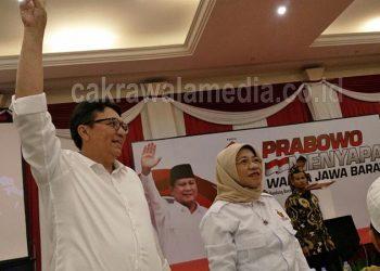 Didukung Prabowo, Kang Doddy Optimis Memenangkan Pilkada KBB