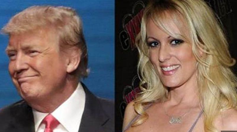Trump Dituntut Hukum Oleh Bintang Film Panas Amerika