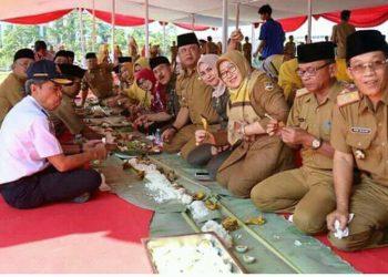 "Sambut Ramadhan, ASN di Bandung Barat Gelar Tradisi ""Papajar"""