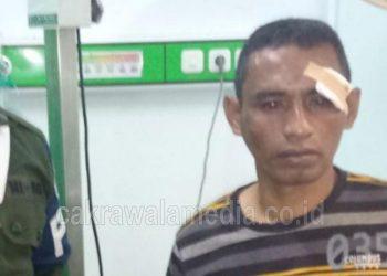 Habis Belanja, Anggota TNI Dikeroyok Preman Bersenjata