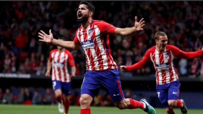 Bantai Marseille 0-3, Atletico Madrid Berhasil Juarai Liga Eropa 2018