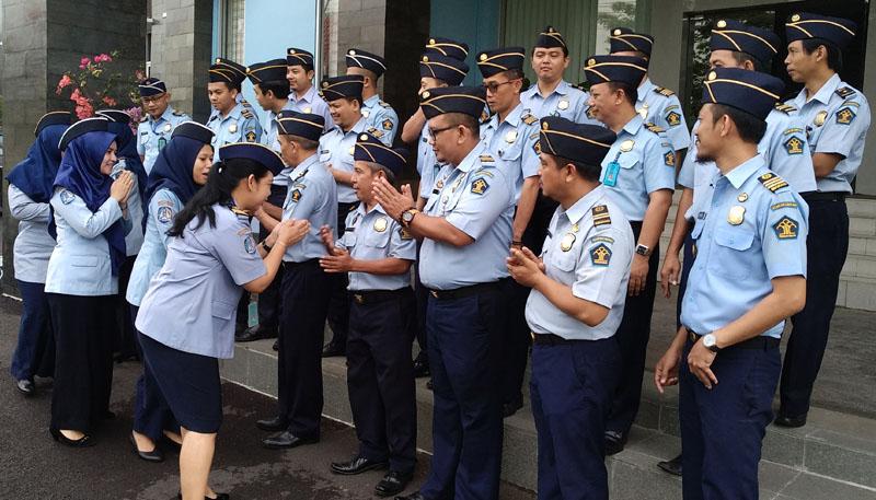 Pegawai Imigrasi Tasik Diimbau Tingkatkan Pelayanan di Bulan Puasa