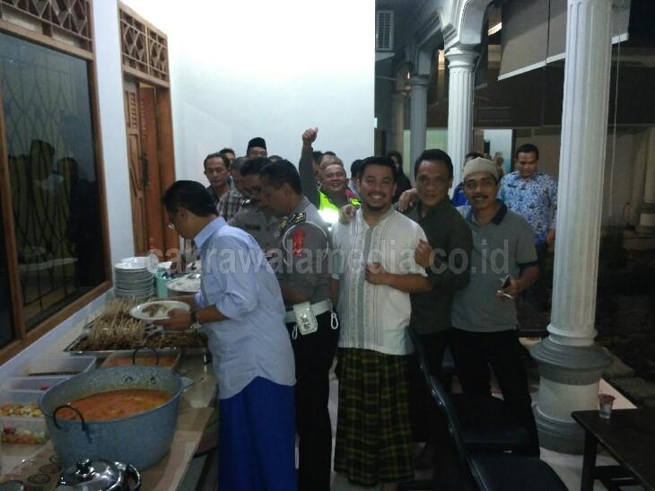 Hari Pertama Puasa, Kepala dan Pegawai CPDP Wilayah Pangandaran Gelar Bukber