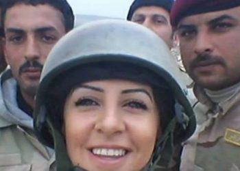 Sosok Wanita Cantik Pembunuh 100 Orang Anggota ISIS yang Dihargai Rp. 13 Miliar