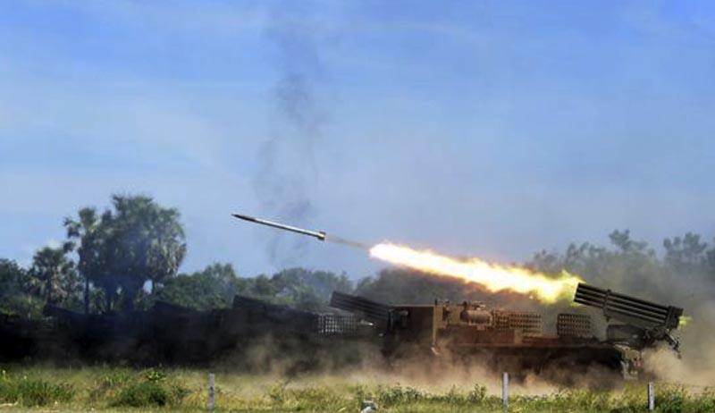 Iran Lancarkan Serangan Roket ke Wilayah Israel