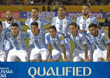 Skuat Argentina di Piala Dunia Rusia 2018