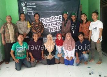 Warga dan HMI Banjar Sepakat Bangun Kampung KADIBAWA