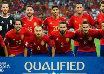 Piala Dunia 2018, Ajang Terakhir Generasi Emas Timnas Spanyol