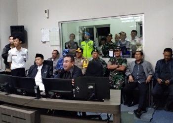 Pantau Pos Pengamanan Idul Fitri, Budi Pastikan Situasi Terkendali