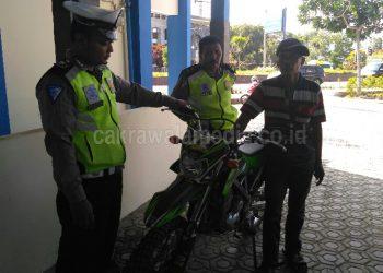 Motor Trail Sewaan Penabrak Bocah Asal Cilacap di Pantai Diamankan Polisi