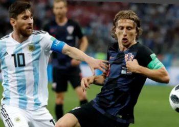 Beberapa Fakta Menarik Pertandingan Argentina VS Kroasia