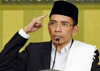 Ini Kata TGBest Mengenai Pernyataan TGB Tentang Jokowi