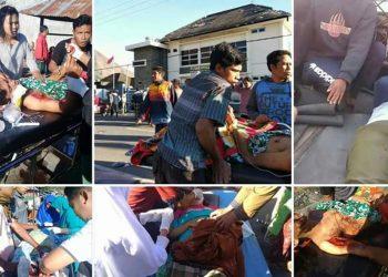 Korban Gempa Lombok Tercatat 10 Orang Meninggal, 1 Orang Asal Malaysia