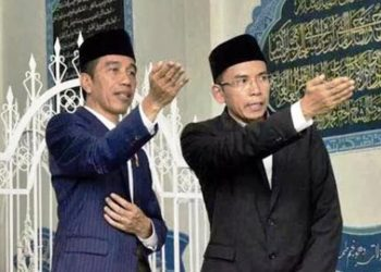 Peluang TGB Zainul Majid jadi Timses Jokowi di Pilpres 2019