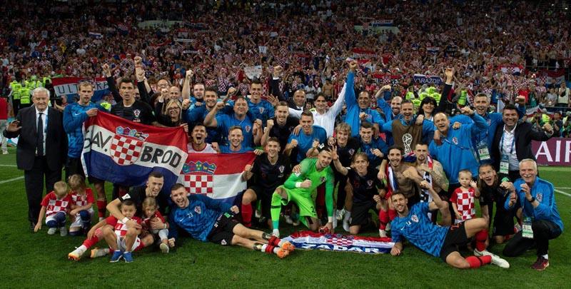 Siklus 20 Tahunan, Akankah Kroasia Jadi Juara Baru