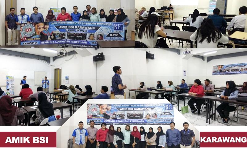 BSI Karawang Jembatani Alumni dengan Dunia Kerja