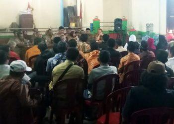 Hearing Wali Kota Banjar dengan Warga Neglasari Tak Ada Titik Temu