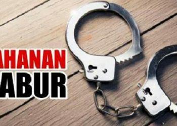 Bobol Plafon, 6 Orang Tahanan Polres Ciamis Berhasil Kabur