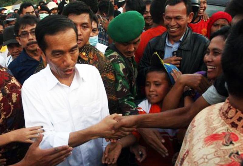 Jokowi Tetap Gunakan Jurus Blusukan