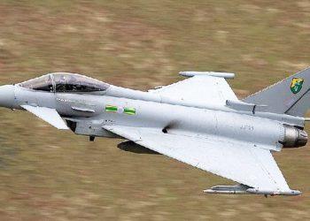 AU Inggris Hadang Pesawat Rusia