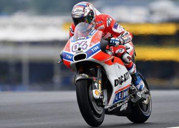 Sesi Latihan MotoGP Aragon, Dovizioso Jadi Pembalap Tercepat