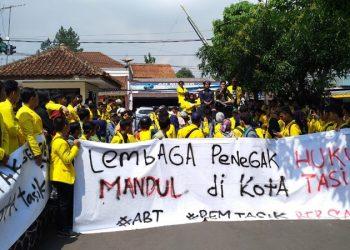 KPK Dinilai Tidak Berdaya Tangani Koruptor di Kota Tasik