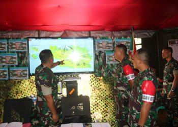 Ratusan Anggota TNI Asah Kemampuan