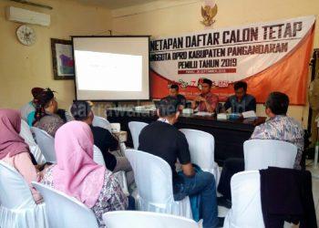 KPU Pangandaran Sosialisasikan Cara Kampanye Pemilu 2019