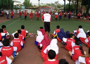 Ratusan Anak di Kota Tasik Ikuti Pemanduan Bakat Olahraga
