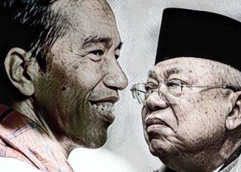 Jokowi-Ma'ruf   Net