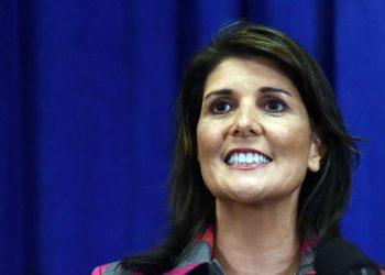 Nikki Haley Mengundurkan Diri dari Jabatan Dubes untuk PBB