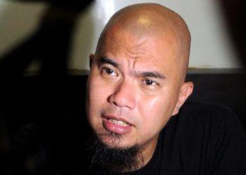 Tanggapi Kasus Hoax RS, Ahmad Dhani Bingung