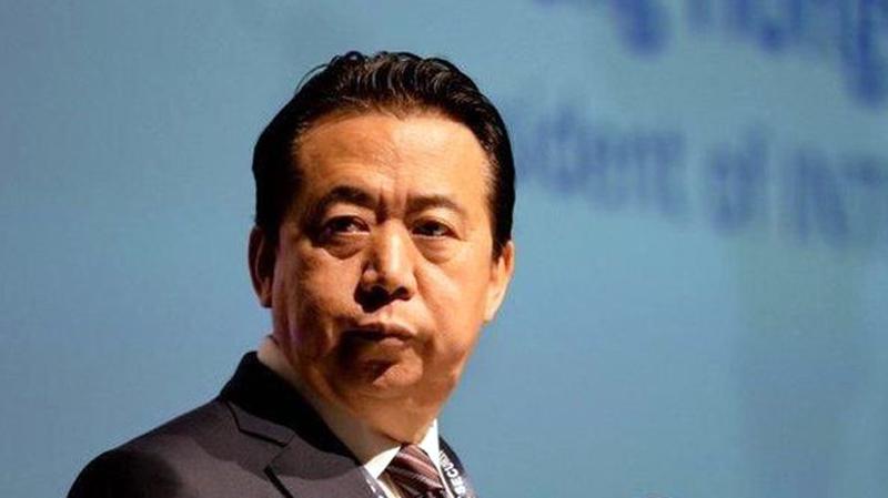 Meng Hongwei Mundur dari Direktur Interpol