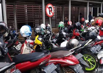 Penataan Parkir di Komplek Perkantoran KBB Bemasalah